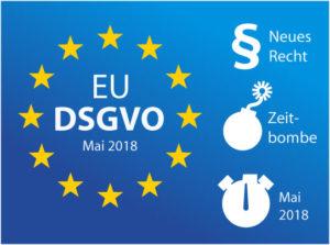 EU DSGVO Infografik